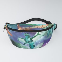 Wings of fire all dragon bg Fanny Pack