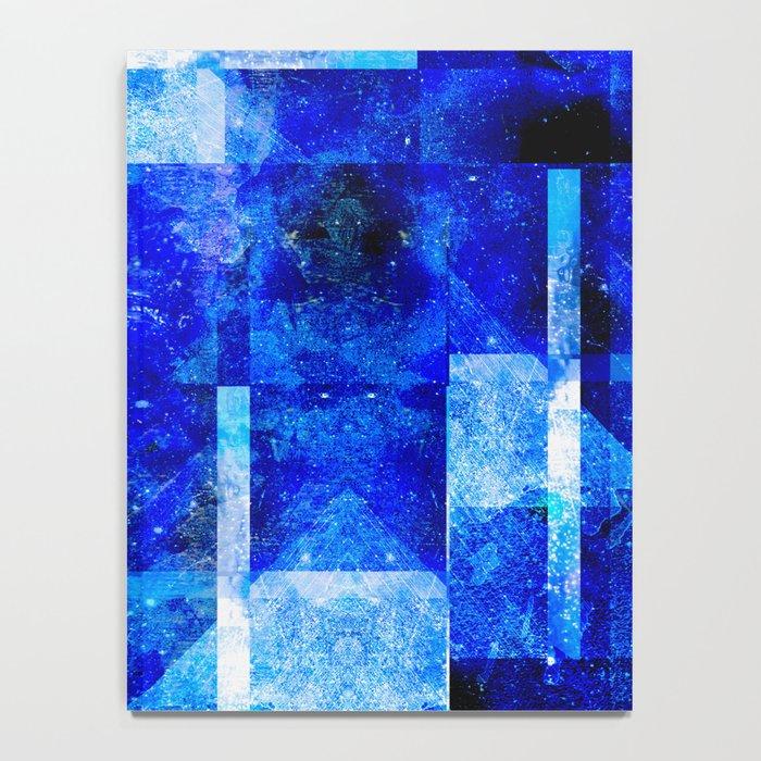 Sapphire Nebulæ Notebook