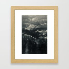 Protector of the Mountain Framed Art Print