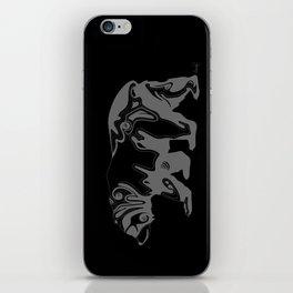 Cali Bear II iPhone Skin