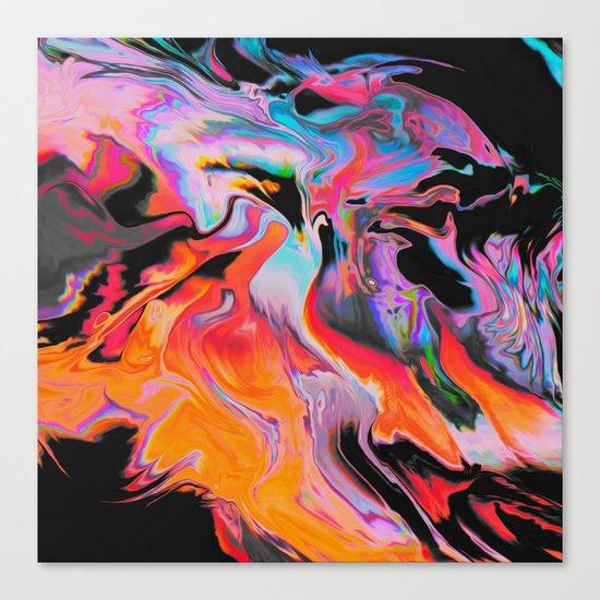 Wopal Canvas Print