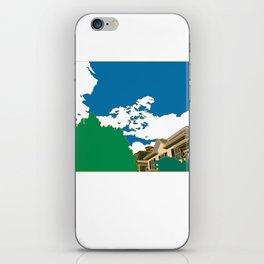 Union Street iPhone Skin
