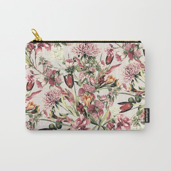 RPE FLORAL XI Carry-All Pouch