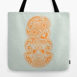 Hei Tiki Tote Bag