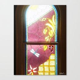 Window II Canvas Print