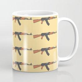 ak47 pattern logo Coffee Mug