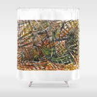 urban Shower Curtains featuring urban by gasponce