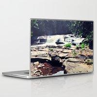 michigan Laptop & iPad Skins featuring Northern Michigan by Hannah