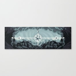 Ancient Brothers Canvas Print