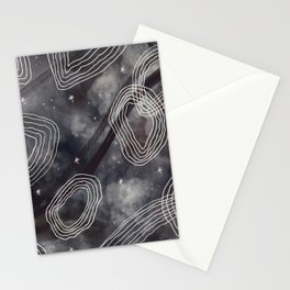 Minimal Universe Stationery Cards