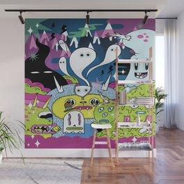 Spooky Spirits  Wall Mural
