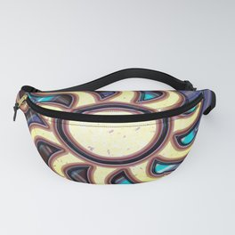 Star Waves Fanny Pack