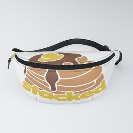 Stacked Pancakes Fanny Pack