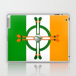 Hurley and Ball Celtic Cross Design Laptop & iPad Skin