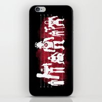 thundercats iPhone & iPod Skins featuring Plastic Villains  by powerpig
