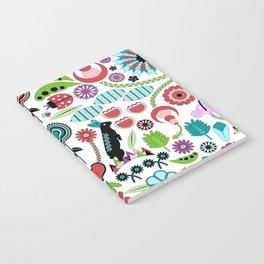 Scandinavian Inspiration (White) Notebook