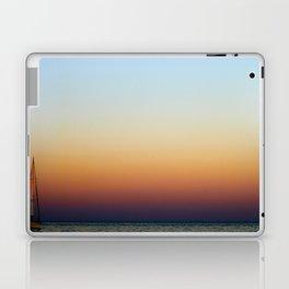 Single Sailboat Laptop & iPad Skin