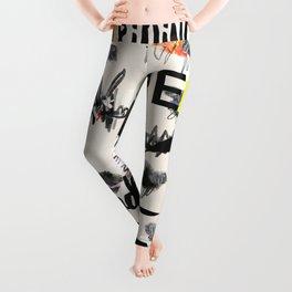 RRH graphic design Leggings