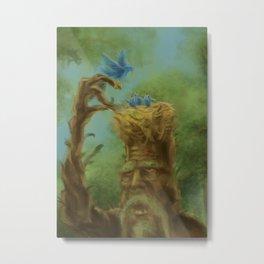 Treefolk Metal Print
