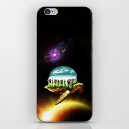 The great A Tuin iPhone Skin