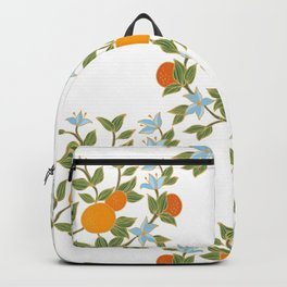 Andalusian oranges Backpack