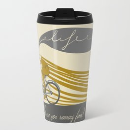 Run Travel Mug