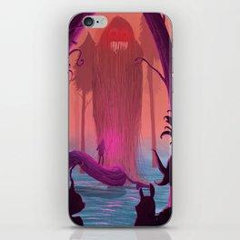 Jabberwocky. iPhone Skin