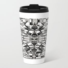 symmetry Metal Travel Mug