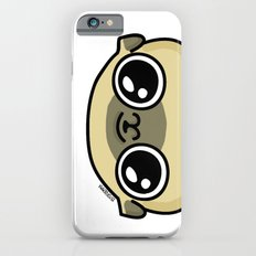 Mochi the pug loves you iPhone 6s Slim Case