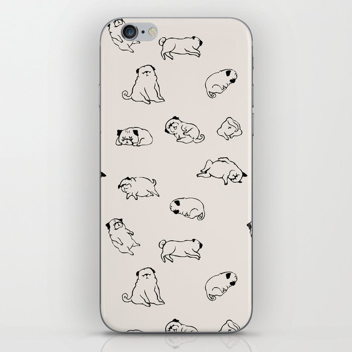 More Sleep iPhone Skin