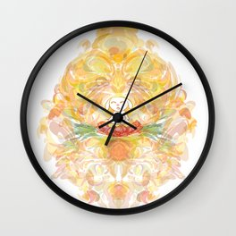 the big Om Wall Clock