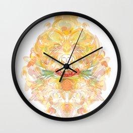 the big Om Wall Clock