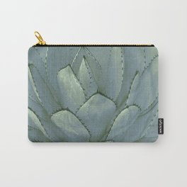 Agave Succulent Cactus Carry-All Pouch