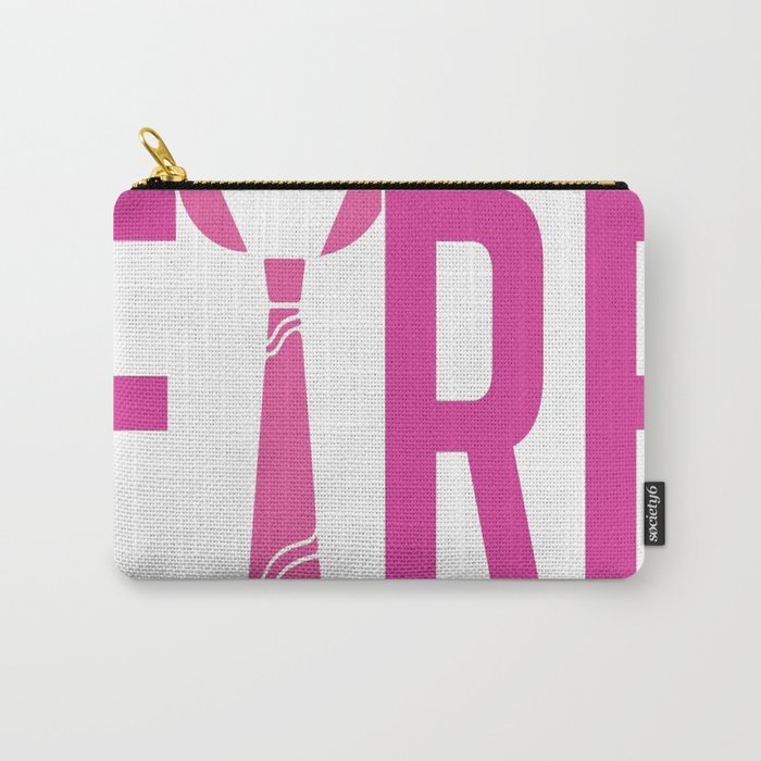 Chula Vista Fire Department Carry-All Pouch