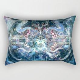 Crytalinne Equilibrium Rectangular Pillow