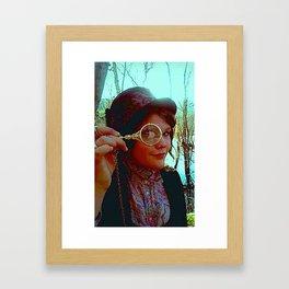 MAGNIFyCENT Framed Art Print