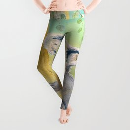 Colorful Koala  Leggings