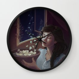 Amas Veritas Wall Clock