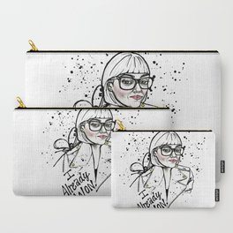 #STUKGIRL ASHLEY Carry-All Pouch