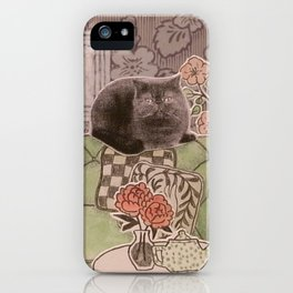 Alice& Dinah iPhone Case