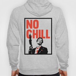 NO CHILL Vintage Pop Culture Hoody
