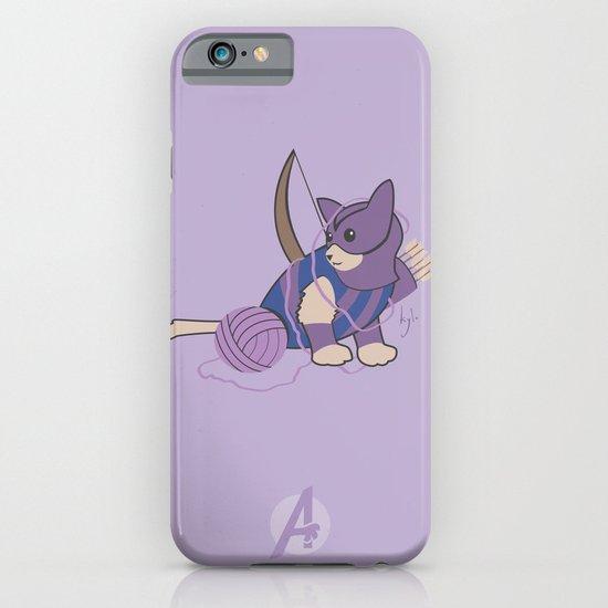 Cateye of the Catvengers iPhone & iPod Case