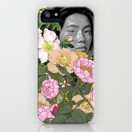 Wherever You Are iPhone Case