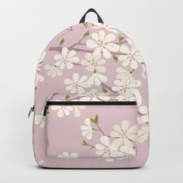 Pink Bloom (Cherry blossom) Backpack