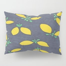Lemon Drops Pillow Sham