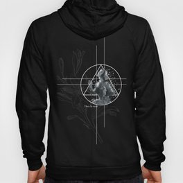 Joan d'Arc - White Lily Edition Hoody