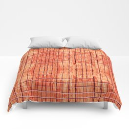 Red Chile Plaid Comforters