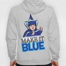 """Merryweather """"Make It Blue"""" / Sleeping Beauty Hoody"""