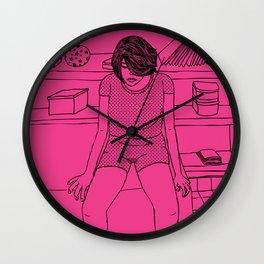 Mudanças 1 Wall Clock