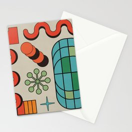 Door to the universe - full colours editions Stationery Cards